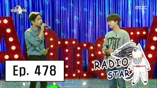 [RADIO STAR] 라디오스타 - Parc Jae-jung & Gyu-hyun sung 'Two Men' 20160518