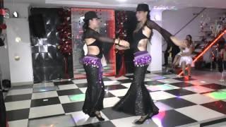 """Fusión """"Tango Árabe"""""""