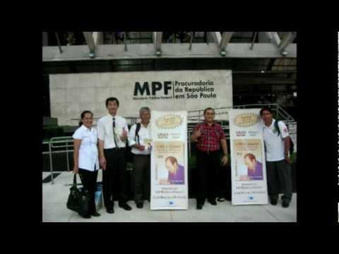 Testemunho e Proclamação do Messias - Feira Boliviana - 25 Março 2012