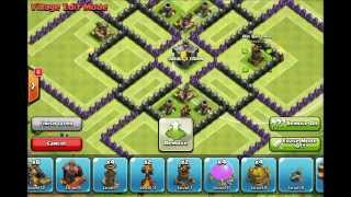 getlinkyoutube.com-Clash of Clans-Th10 Farming Base (4 Motars)