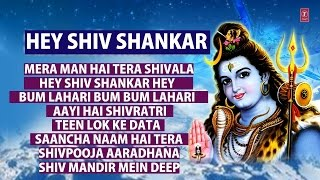 getlinkyoutube.com-Hey Shiv Shankar, Shiv Bhajans By Suresh Wadkar, Anuradha Paudwal I Full Audio Songs Juke Box