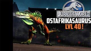 getlinkyoutube.com-OSTAFRIKASAURUS [lvl40]-Jurassic World The Game