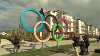 getlinkyoutube.com-Inside the Sochi athletes village