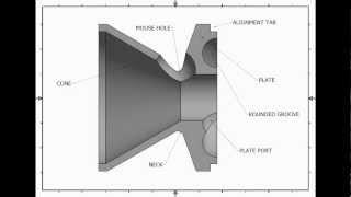 getlinkyoutube.com-K-Baffles 3D CAD Design (.22LR Suppressor/Silencer)