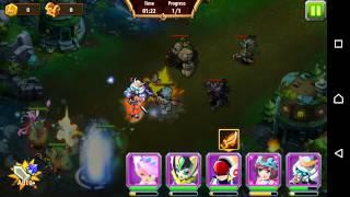 getlinkyoutube.com-The Immortal Chavez (Magic Rush Heroes: Island Crusade)