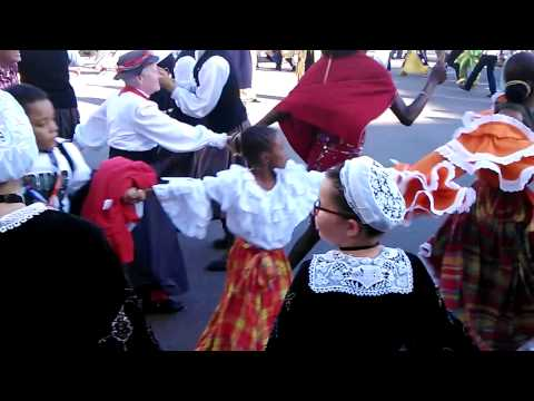 Festival Folklores du Monde de Saint Malo 2014