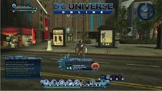 DC Universe Online Central City Villain Bounties 500 Feat