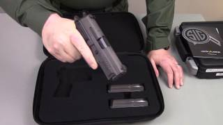 getlinkyoutube.com-Sig Sauer P229 Legion DA/SA unboxing and review