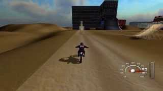 getlinkyoutube.com-MX vs. ATV Unleashed City FMX Custom Freestyle Track