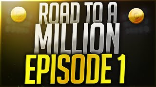 getlinkyoutube.com-Road to a MILLION Coins! (Ep. 1) Madden Mobile 17