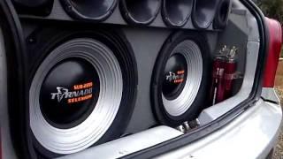 getlinkyoutube.com-Soundigital 2500 + 2 Tornado 15' 1100rms