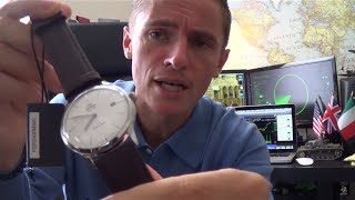 getlinkyoutube.com-The Best Dress Watch For Under $130 EVER! - Orient Bambino Automatic Version 3 Full Review