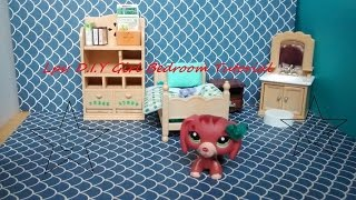getlinkyoutube.com-LPS :D.I.Y. Girls Bedroom Tutorial