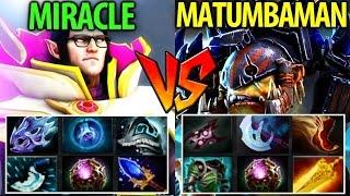 getlinkyoutube.com-Miracle- [Invoker] vs Matumbaman [Alchemist] Dota2- 9k vs 9k► M-GOD is too Amazing!