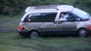 getlinkyoutube.com-Toyota Previa Mudding