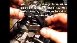 getlinkyoutube.com-Remontage Pompe Injection BOSCH VE (fabrication 1.9 TDI-m base JX)