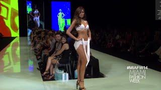 """getlinkyoutube.com-""""YAMAMAY"""" Miami Fashion Week Swimwear Spring Summer 2015 HD by Fashion Channel"""