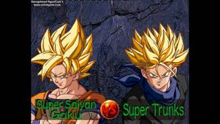 Dragon Ball GT Final Bout Infinity Combo