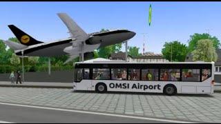 getlinkyoutube.com-OMSI 2 - Airport Besucher Express met de Citaro