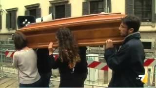 getlinkyoutube.com-L' addio a Lea Garofalo, coraggiosa testimone di giustizia