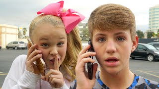 getlinkyoutube.com-JoJo Siwa Gives Out MattyBRaps Phone Number!