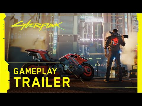 Cyberpunk 2077 Day 1 Edition - PS4
