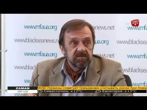 Только половина украинцев верят в то, что Крым вернется в состав государства.