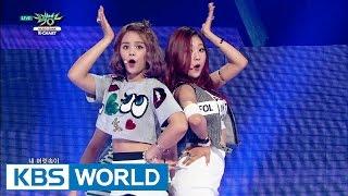 getlinkyoutube.com-CLC - Like (궁금해) [Music Bank K-Chart / 2015.06.12]