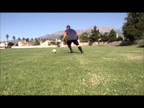 "Learn Basic Soccer Football Move ""Cristiano Ronaldo Chop"""