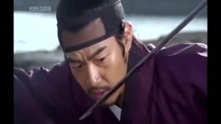 getlinkyoutube.com-tvN '빠스껫볼' 곽정환 감독의 추노 명장면 오지호vs이종혁