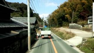getlinkyoutube.com-トレーラーの車窓 R309