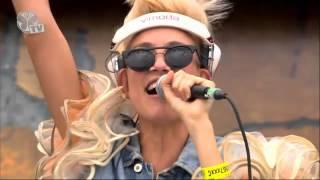 getlinkyoutube.com-Tomorrowland 2012 LIVE NERVO - You're gonna love again (28.07.2012)