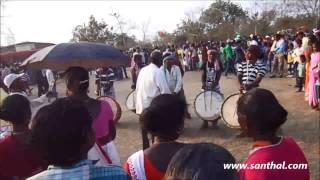 getlinkyoutube.com-dance @ santhali pata  bhalki