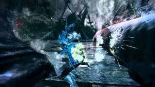 getlinkyoutube.com-vindictus Scythe Evy 80-90 Level Kraken Solo Play