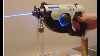 getlinkyoutube.com-OVERWATCH becomes reality: Tracer Pulse Gun (fully functional )
