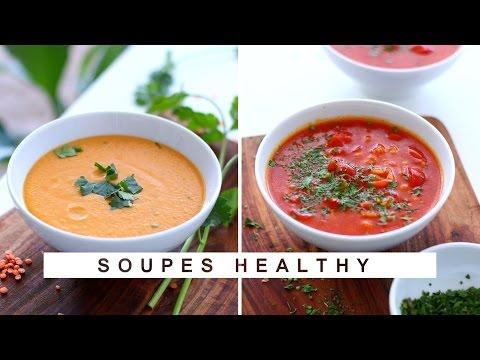 2 recettes de soupes by Alice Esmeralda - Recette Healthy