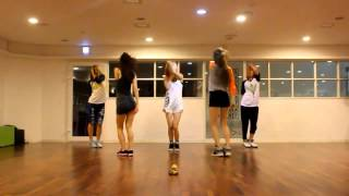 getlinkyoutube.com-EvoL - We Are A Bit Different mirrored Dance Practice