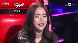 getlinkyoutube.com-Kim Eun Ji   Mirotic  The Voice Korea