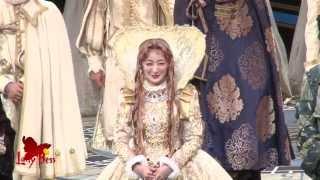 getlinkyoutube.com-『レディ・ベス』5/24昼の部 カーテンコール映像