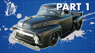 getlinkyoutube.com-West Coast Customs - Stallone's '55 Ford - Part 1