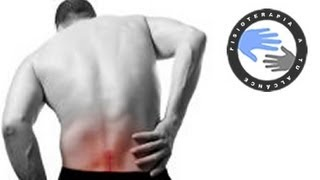 getlinkyoutube.com-Low back pain and sciatica, exercises to relieve back pain  /  Physiotherapy at home