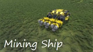 Mining Ship #2 :Space Engineers Survival