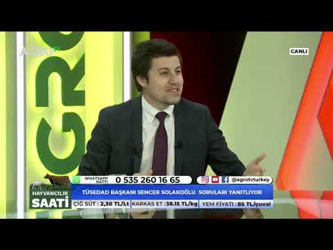 Hayvancılık Saati / AGRO TV