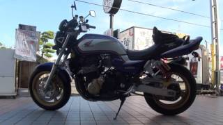 getlinkyoutube.com-MORIWAKI ZEROサウンドを聞け 2002 HONDA CB1300 SUPER FOUR ホンダ・CB1300スーパーフォア SC40 10周年限定車 滋賀県