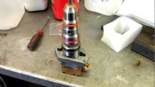 getlinkyoutube.com-SHOP UPDATE 11/29/2012 7.3L FUEL INJECTOR REPAIR