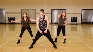 getlinkyoutube.com-Fifth Harmony - Worth It | The Fitness Marshall | Cardio Hip-Hop