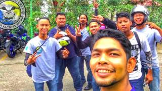 getlinkyoutube.com-Y15ZR Penang Island Crew terjah gunung jerai