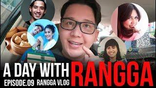 Reunian Ngaret W/ Rafael, Tara Budiman & Gya   Rangga Moela Vlogs #Eps9
