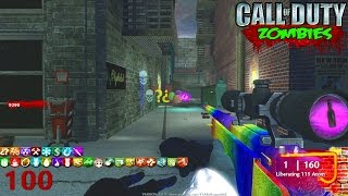 getlinkyoutube.com-MOST PERKS IN ONE MAP EVER - CALL OF DUTY CUSTOM ZOMBIES MOD GAMEPLAY! (Zombies Gameplay)