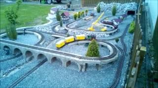 LGB Gartenbahn im Hochsauerland
